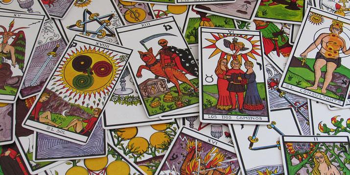 Historia del tarot - Horoscopos-hoy.com