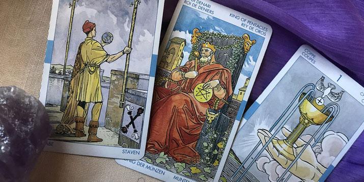Significado de los arcanos mayores - la cartomancia - Horoscopos-hoy.com